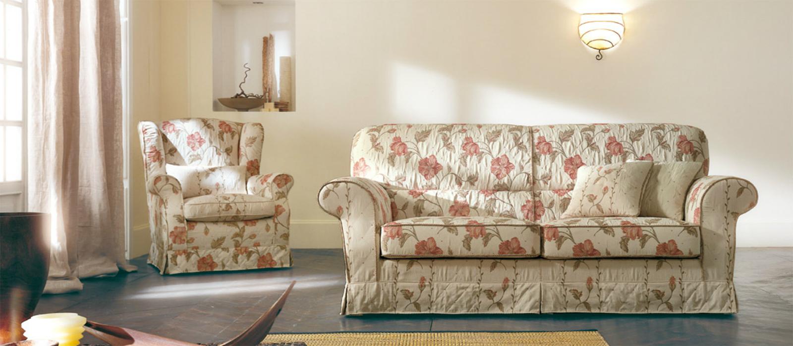 abbinare il divano alle poltrone